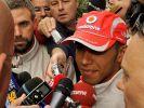 Lewis Hamilton wirbt um Verständnis (Foto)
