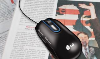 LG-Maus-Scanner (Foto)
