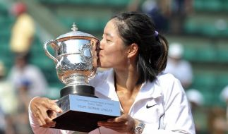 Li Na triumphiert in Paris (Foto)