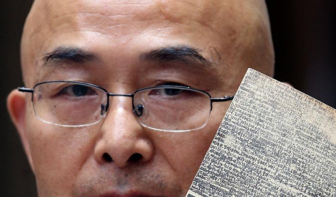 Liao Yiwu über das Grauen chinesischer Gefängnisse (Foto)