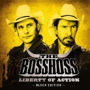Liberty Of Action gibt es jetzt mit fünf neuen Liedern und einer DVD.