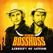 The BossHoss entwickeln sich mit Liberty Of Action erneut weiter.