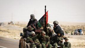 Libyen: Aufständische stoßen nach Westen vor (Foto)