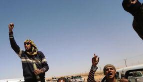 Libysche Rebellen kritisieren Nato (Foto)