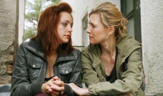 Lichtblick im neuen Tatort: Ina Weisse als Drogenfahnderin Melissa Mainhard (rechts). (Foto)