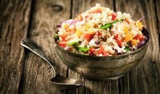 Lieber gesund, statt ohne: In der Fastenzeit ganz auf Essen zu verzichten, kann lebensgefährlich sein. (Foto)