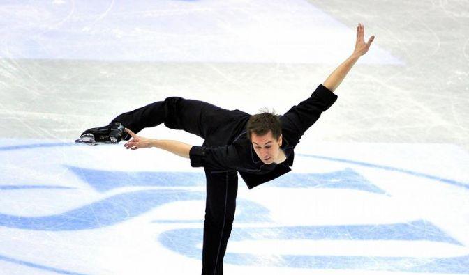 Liebers gerade noch ins Finale der Eiskunstlauf-WM (Foto)