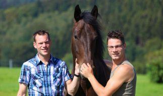 Liebes-Aus bei Bauer sucht Frau: Philipp und Veit sind kein Paar mehr. (Foto)