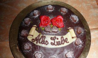 Liebesschokolade (Foto)