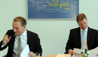 Lindners Atomschwenk findet Zustimmung in der FDP (Foto)