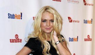 Lindsay Lohan beim Opernball (Foto)