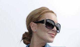 Lindsay Lohan darf Elizabeth Taylor spielen (Foto)