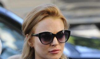 Lindsay Lohan darf Thanksgiving feiern (Foto)