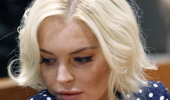 Lindsay Lohan dreht Taylor-Film zu Ende (Foto)