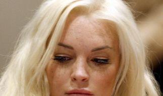 Lindsay Lohan muss wegen Alkoholfahrt zahlen (Foto)