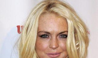 Lindsay Lohan soll Porno-Star spielen (Foto)