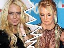 Lindsay Lohan vs. Britney Spears (Foto)