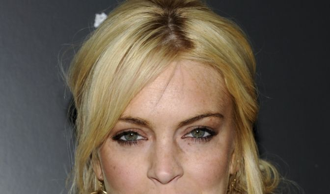 Lindsay so nackt wie Marilyn (Foto)
