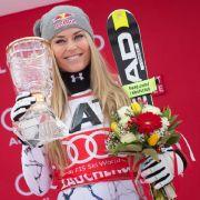 Podest-Platz für Viktoria Rebensburg beim Super-G (Foto)