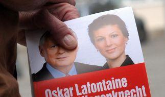 Linke will Führungsfrage klären (Foto)