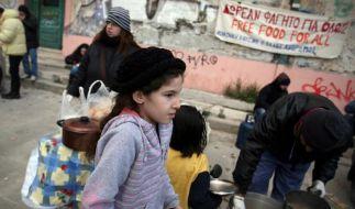 Linken-Chef: Griechen benötigten bei Euro-Austritt Hilfe (Foto)
