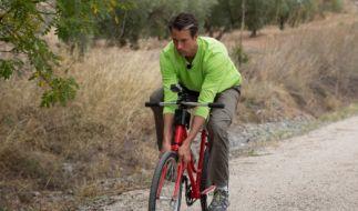 Links ist rechts und rechts ist links: Wer kommt mit dem Fahrrad der etwas anderen Art am besten zu recht? (Foto)