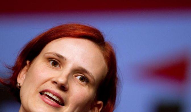 Linkspartei will zusammen mit SPD und Grünen regieren (Foto)