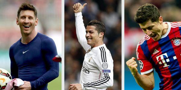Die reichsten Fußballer weltweit