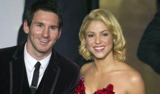 Lionel Messi und Shakira (Foto)