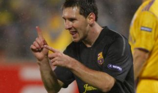 Lionel Messi (Foto)