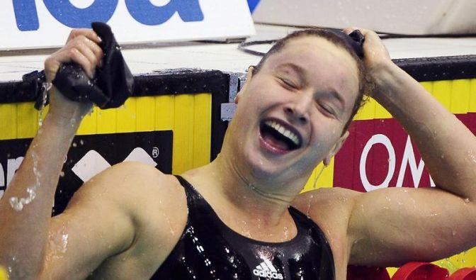 Lippok und Koch schwimmen Olympia-Norm (Foto)