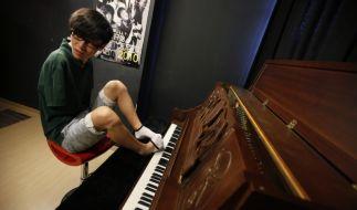 Liu Wei ist das neue chinesische Supertalent. (Foto)