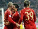 Liveticker: Die Viertelfinalgegner von Bayern, Schalke und Hannover (Foto)