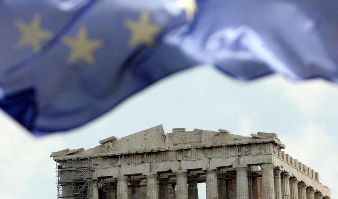 Lob für Athens Sparkurs - 110 Milliarden Hilfe (Foto)