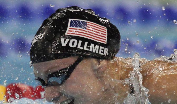 Lochte vor Phelps - Vollmer schwimmt zum Titel (Foto)