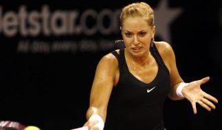 Lösbare Aufgaben für deutsche Tennisprofis (Foto)