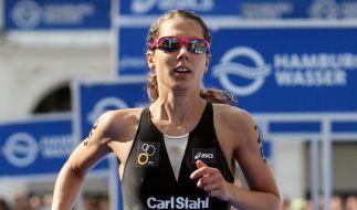 Löschke und Lisk deutsche Triathlon-Meister (Foto)