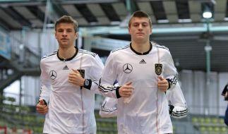 Löw holt Kroos und Müller  (Foto)