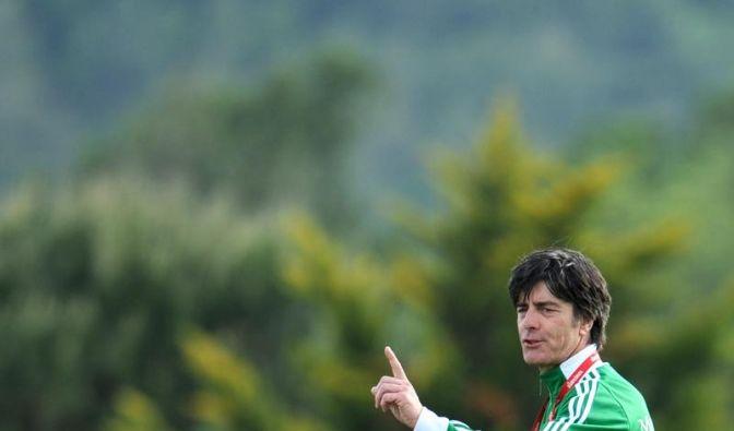 Löw leidet mit Bayern: «Fußball ist brutal» (Foto)