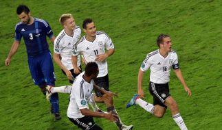 Löw verblüfft - Lahm: «Italien stärker als England» (Foto)