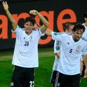 Löws neue Helden: Mario Gomez und Mats Hummels