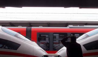 Lokführer beschließen Warnstreiks bei der Bahn (Foto)