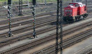 Lokführer drohen offen mit Streik (Foto)