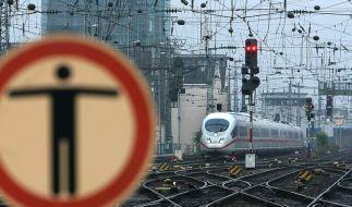 Lokführer wollen ab Montag streiken (Foto)