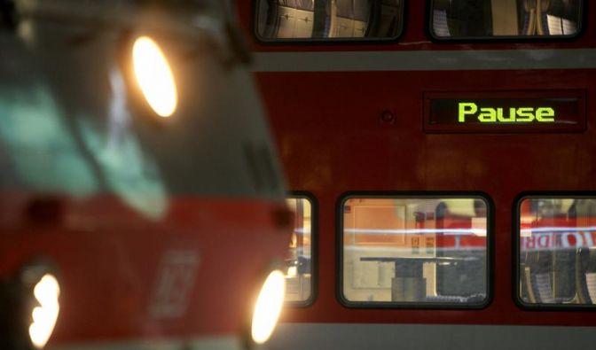 Lokführer wollen wieder mit Deutscher Bahn verhandeln (Foto)