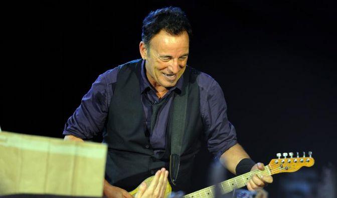 London drehte Bruce Springsteen den Strom ab (Foto)