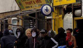 London im Sog der Gewalt  (Foto)