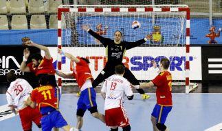 London mit hochkarätigstem Handball-Turnier (Foto)