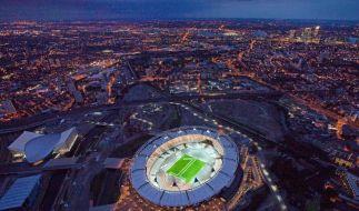 London stellt Kulturprogramm zu Spielen 2012 vor (Foto)