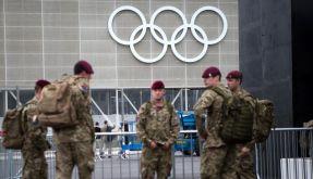 London stockt Truppenstärke für Olympia auf (Foto)